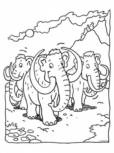 Kleurplaten Olifant En Muis.Kleurplaat Olifant En Muis Olifant En Muis In Speeltuin Olifant